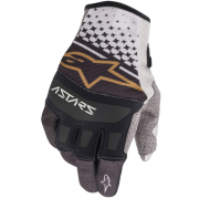 Alpinestars Techstar Grey Black Copper Gloves