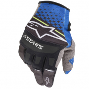 Alpinestars Techstar Dark Blue Black Gloves