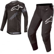 Alpinestars Techstar Graphite Anthracite Black Kit Combo