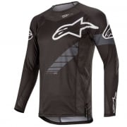 Alpinestars Techstar Graphite Anthracite Black Jersey