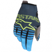 Alpinestars Radar Navy Aqua Gloves