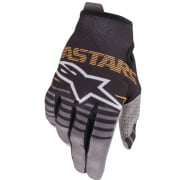 Alpinestars Radar Black Dark Grey Gloves