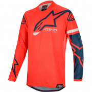 Alpinestars Racer Tech Compass Red Navy Jersey