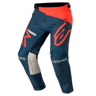Alpinestars Racer Tech Compass Red Navy Pants