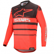 Alpinestars Racer Supermatic Red Black Jersey