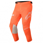Alpinestars Kids Racer Tech Orange White Blue Pants