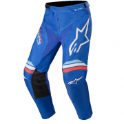 Alpinestars Kids Racer Braap Blue White Pants