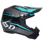 6D ATR-1 Force Blue Helmet