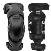 POD K4 2.0 Kids Black Knee Brace - Pair
