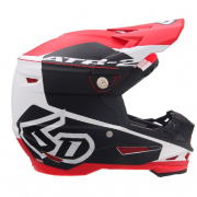 6D ATR-2 Shadow Red Helmet