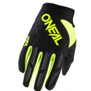 ONeal Element Neon Yellow Motocross Gloves