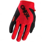 ONeal Element Red Motocross Gloves