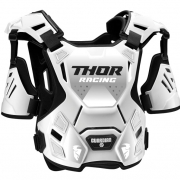 Thor Guardian White Body Protector