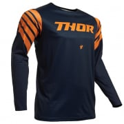 Thor Prime Pro Strut Midnight Orange Jersey