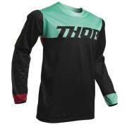 Thor Pulse Air Factor Black Mint Jersey