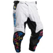 Thor Kids Pulse Fast Boyz White Pants