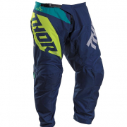 Thor Kids Sector Blade Navy Acid Pants