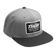 Thor Goods Black Grey Cap