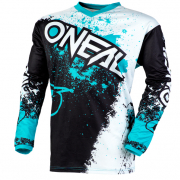 ONeal Element Impact Black Teal Jersey
