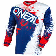 ONeal Element Impact Blue Red Jersey