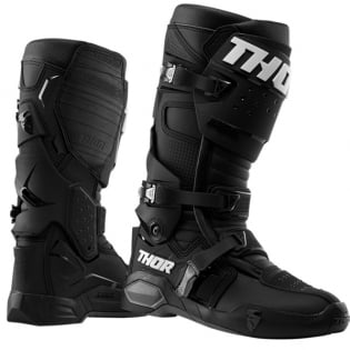 Thor Radial Black Boots
