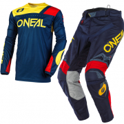 ONeal Hardwear Reflexx Blue Yellow Kit Combo