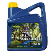 Putoline Ester Tech Off Road 4 Stroke Oil - 4 Litre