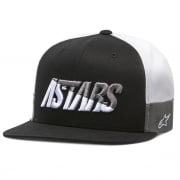 Alpinestars Faster Hat Black White Grey