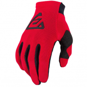 Answer AR-2 Bold Red Black Gloves