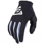 Answer AR-2 Bold Black White Gloves