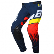 Answer Elite Midnight White Yellow Red Pants