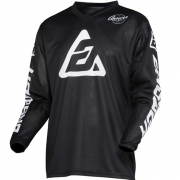 Answer Arkon Bold Black White Jersey