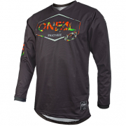 ONeal Mahalo Lush Black Multi Jersey