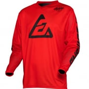 Answer Arkon Bold Red Black Jersey