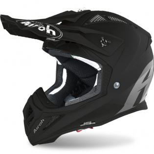 Airoh Aviator Ace Black Matt Helmet