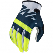 Answer AR-1 Kids Voyd Midnight Hyperacid White Gloves