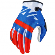 Answer AR-1 Kids Voyd Reflex Red White Gloves