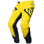 Answer Syncron Kids Pro Glo Yellow Midnight White Pants
