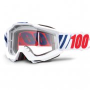 100% Accuri AF066 Clear Lens Goggles