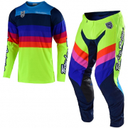 Troy Lee Designs SE Pro KTM Mirage Yellow Kit Combo