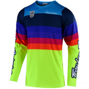 Troy Lee Designs SE Pro KTM Mirage Yellow Jersey