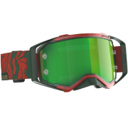 Scott Prospect Ltd Ed Six Days Portugal Green Chrome Goggles