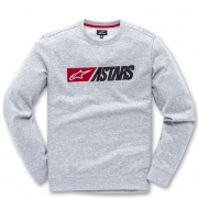 Alpinestars Indulgent Grey Heather Fleece