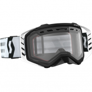 Scott Prospect Enduro White Black Clear Goggles
