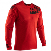 Leatt GPX 5.5 Red Motocross Jersey