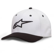 Alpinestars Ageless Curve White Black Cap