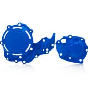 Acerbis X-Power Yamaha Blue Engine Cover Kit