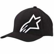 Alpinestars Corp Shift 2 Black White Cap
