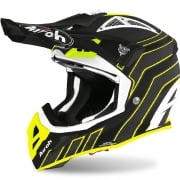 Airoh Aviator Ace Art Black Matt Helmet