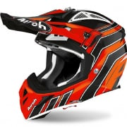 Airoh Aviator Ace Art Orange Gloss Helmet